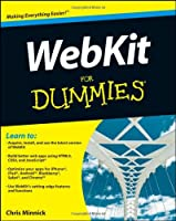 WebKit For Dummies Front Cover