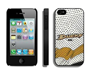 Cheap Case for Apple Iphone 4s NHL Anaheim Ducks 4 Best Iphone 4 Cover