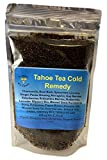 Dr Mom's Supplement Tea - Formulated to Alleviate Cold and Flu Symptoms. Immune system booster LOADED with Vitamins! B12, C, E, D3, Omega 3's, and more! All Organic. (Tea Cold Remedy, 4 oz Bag)