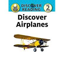 Discover Airplanes (Discover Reading)