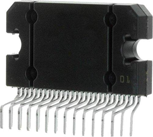 Quad 42w - (1PCS) TDA7388A IC AMP AUDIO QUAD 42W FLEXIWATT2 7388 TDA7388