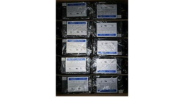 10 Piece Supermax 400 Watt ATX PC Computer Desktop Power Supply SATA 20 24 NEW