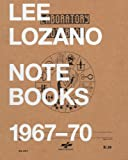 """Lee Lozano - Notebooks 1967-70"" av Lee Lozano"