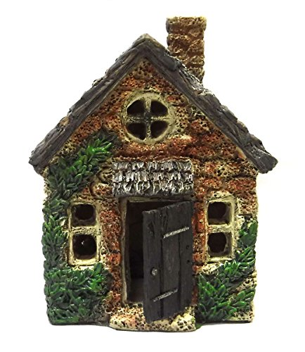 Miniature Fairy Garden House Mini Bucklin Cottage by Wholesale Fairy Gardens (Image #3)