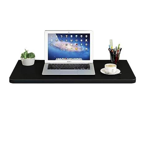 ZND Simple Mesa de Pared Escritorio de Computadora Plegable Mesas ...