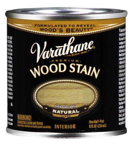 (Varathane 211755 Premium Wood Stain, Half Pint,)