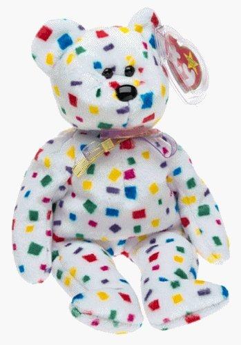 Amazon.com  Ty 2K the Bear Beanie Baby (Retired) by Beanie Babies ... 5baa4beb9a7