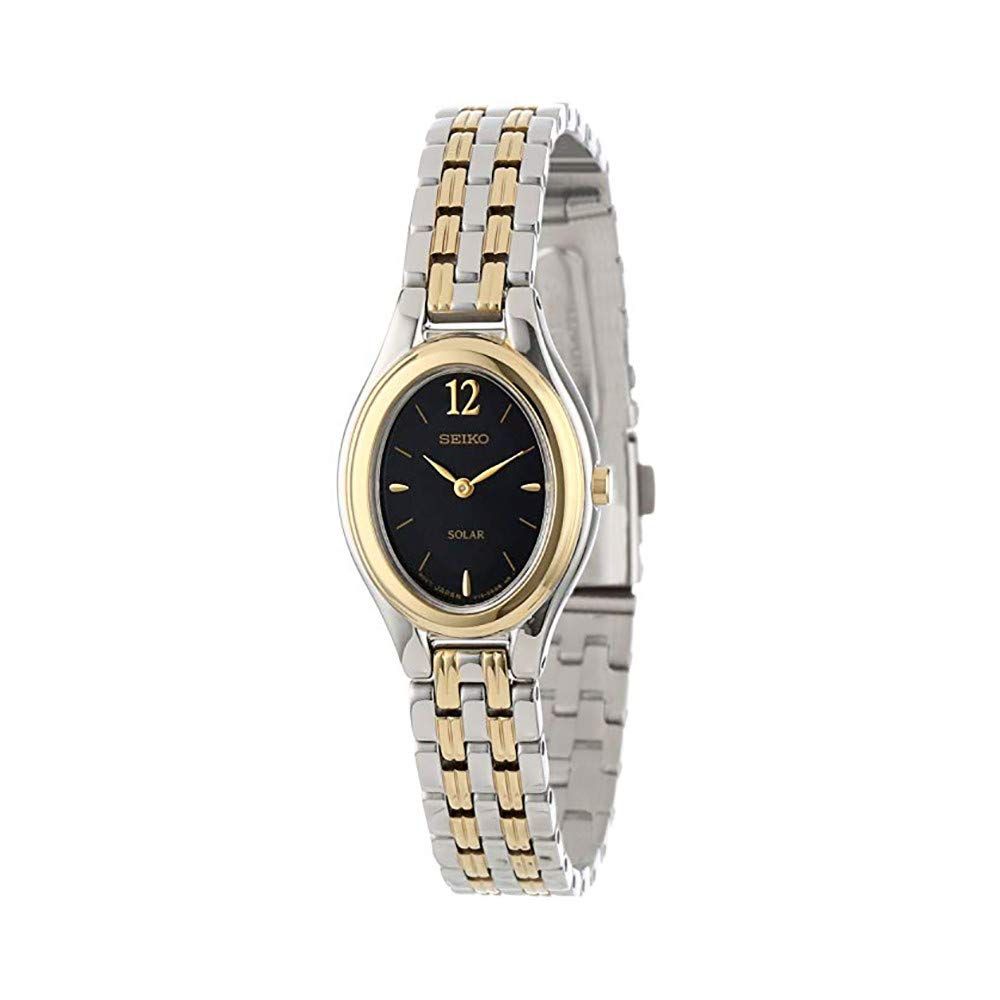 Seiko Solar Quartz Male Watch SUP016 (Certified Pre-Owned)