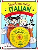 Teach Me More Italian (Paperback and Audio CD)
