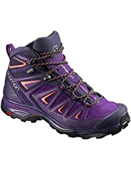 Salomon Womens X Ultra 3 Mid GTX W Hiking Boot