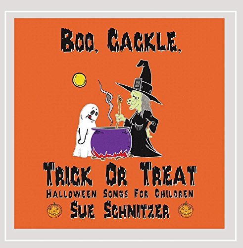 Boo, Cackle, Trick or Treat (Trick Or Treat Halloween Music)