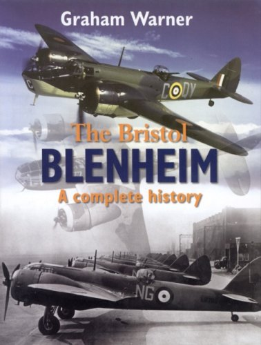 Download The Bristol Blenheim -An Illustrated History ebook