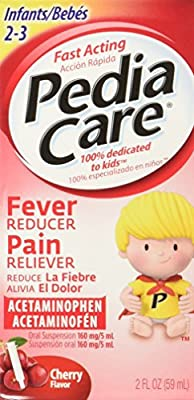 Pediacare Infant Non-Staining Gas Relief Drops, Berry Flavor