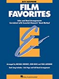 img - for Film Favorites: Alto Saxophone book / textbook / text book