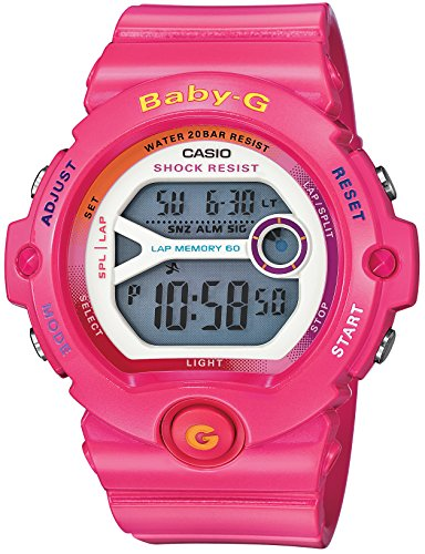 CASIO BABY-G ~for running~ BG-6903-4BJF Lady's Casio