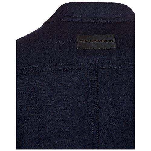 Americana Versace Jeans Cazadoras Chaqueta Nuevo Hombres Blu Pquberq dXqSYXw
