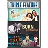 The Awful Truth / Born Yesterday / His Girl Friday