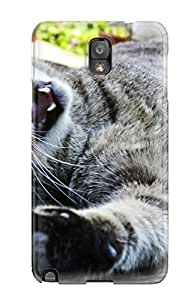 Hot New Cat Rawr! Case Cover For Galaxy Note 3 With Perfect Design by icecream design