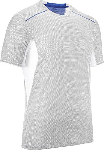 shirt T T Manches Courtes barbados Trail Cherry Salomon Homme Runner Rouge qZwI6xa
