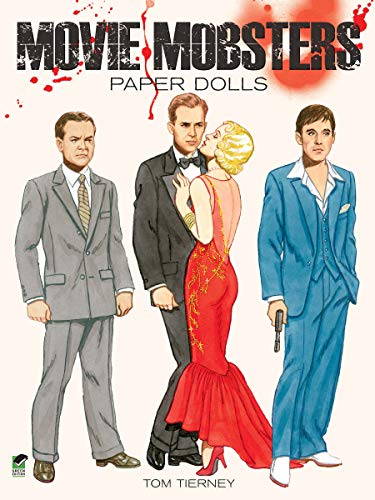 Movie Mobsters Paper Dolls (Dover Celebrity Paper Dolls) -