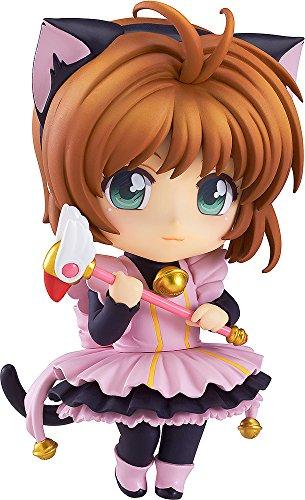 Good Smile Sakura Kinomoto Nendoroid Co-De Action Figure (Black Cat Maid Version) -