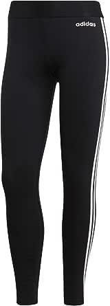 adidas Women's Essentials 3S Tights, Black/White X-Small