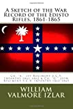 A Sketch of the War Record of the Edisto Rifles, 1861-1865, William Izlar, 1477430652
