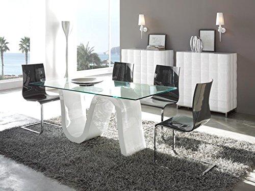 Designer-Esszimmertisch : Modell HIMALIA 180x76x90cms.