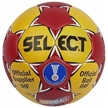 Select - Pelota de balonmano oficial mundial de España 2013 ...