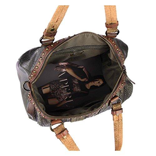Cm couture Dunkel Obc Ca Solo Blu Stile Dark lxaxp Bowling bella grau Bag Womens 36x28x16 vEpwTrqEO