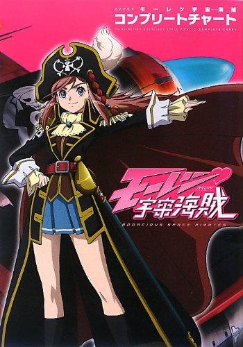 TVアニメ モーレツ宇宙海賊 コンプリートチャート