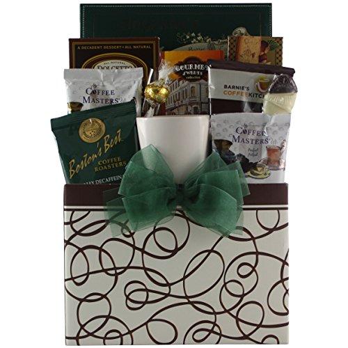 GreatArrivals Gift Baskets Java Express: Gourmet Coffee Gift Basket (Barnies Coffee Gift Baskets)