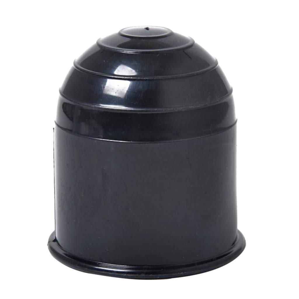 H HILABEE 50 mm Tow Ball Cover Schutzkappe Anh/ängerkupplung Abdeckkappe Abdeckung