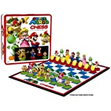 Nintendo Super Mario Brothers Chess Set Collector's Edition Board Game