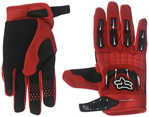 Gloves Motorcycle Dirtpaw (Fox Racing Dirtpaw Men's Off-Road/Dirt Bike Motorcycle Gloves - Color: Red, Size: XLarge)
