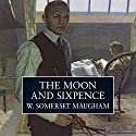 The Moon And Sixpence Audiobook by W. Somerset Maugham Narrated by Robert Hardy