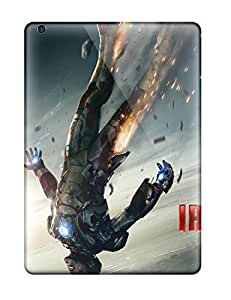 For Ipad Air Tpu Phone Case Cover(iron Man) by supermalls