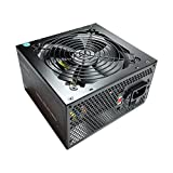 Apevia ATX-CT470W Captain 470W Power Supply w/ All Black Cables