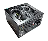 Apevia ATX-CT520W Captain 520W Power Supply w/ All Black Cables