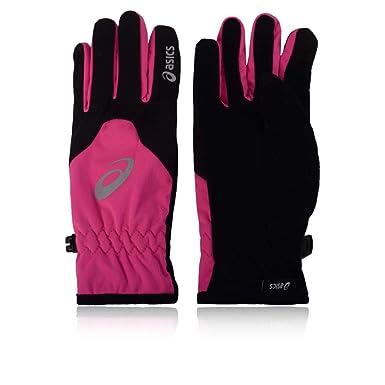 Asics Winter Gloves Women PINK 1084870692 Grösse: M: Amazon