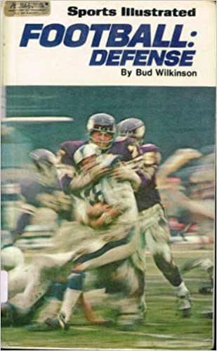 Sports illustrated football: defense, (The Sports illustrated library)