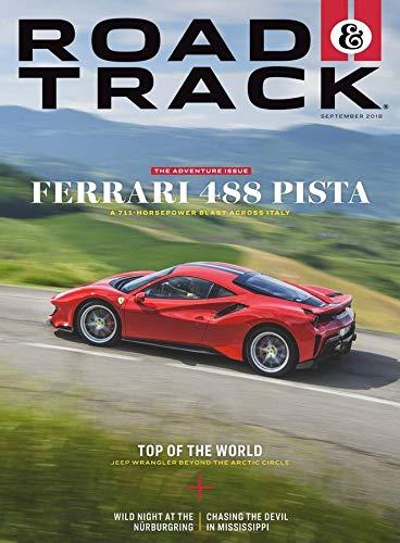 Magazines : Road & Track