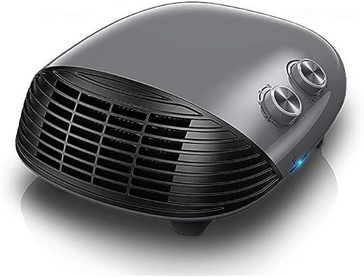 ANFAY Rápido Calentamiento Ventilador Calefactor Mini Personal ...
