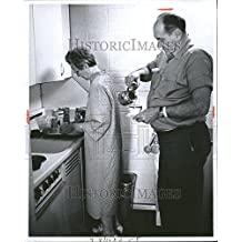 1965 Press Photo St. Mary's Medical Center Michigan - RRV55515