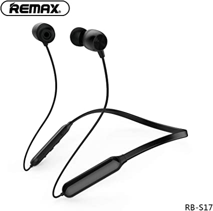 REMAX New Wireless Sports Headphones with mic Magnetic