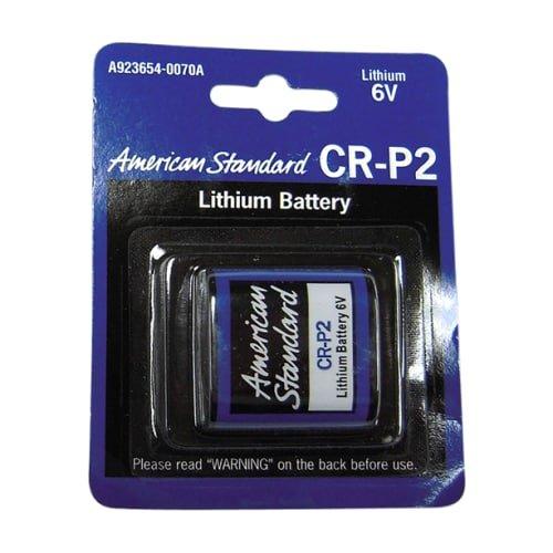 American Standard PK00.CRP - POWER KIT - CR-P2 LITHIUM BATTERY (Battery American Standard)