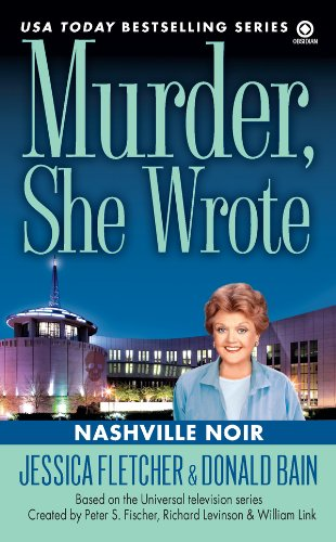 book cover of Nashville Noir