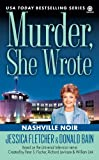 Front cover for the book Nashville Noir by Donald Bain