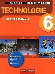 Technologie 6e : Nouveau programme (1Cédérom)