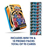 2018-19 Topps Match Attax EPL Cards - Mini Tin (45 Cards + LE Gold) + 10 Promo Packs (Total of 95 Cards)